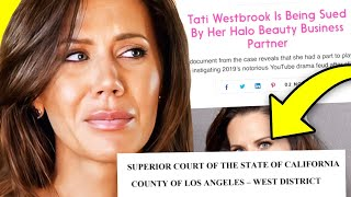 Tati Westbrook's Exposed Lawsuit Just Got WORSE