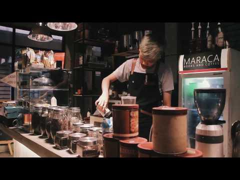 Company Profile   Maraca Books and Coffee  by Mitgift Studio
