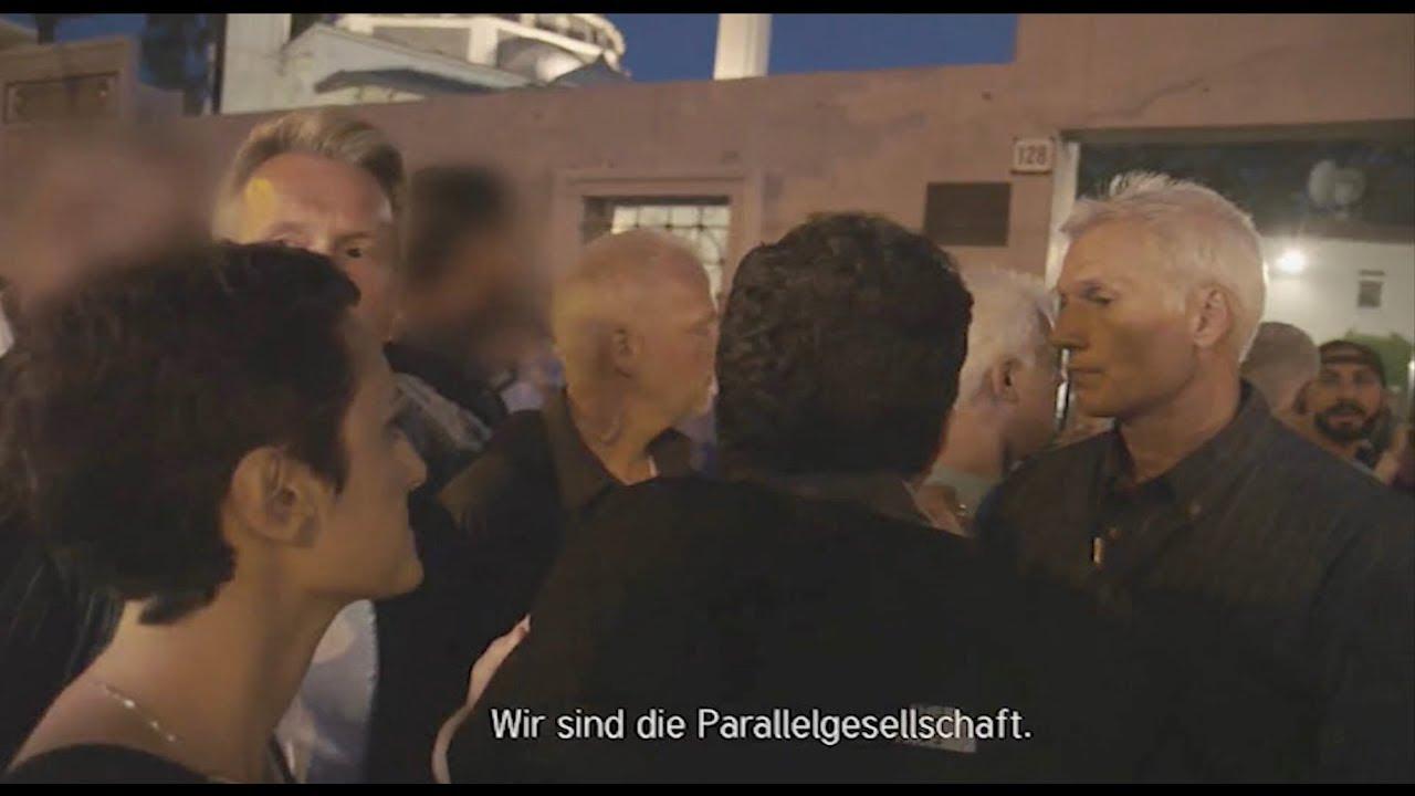 صندوق الإسلام، الحلقة 108: مشاجرة بين حامد عبد الصمد وبعض المصلين في مسجد برلين