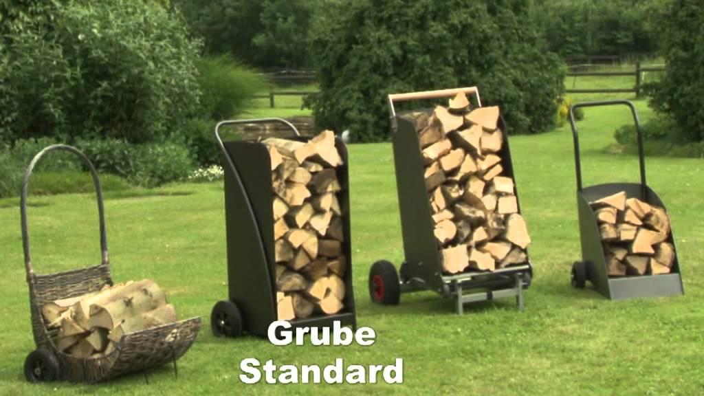 kaminholzwagen im test youtube. Black Bedroom Furniture Sets. Home Design Ideas