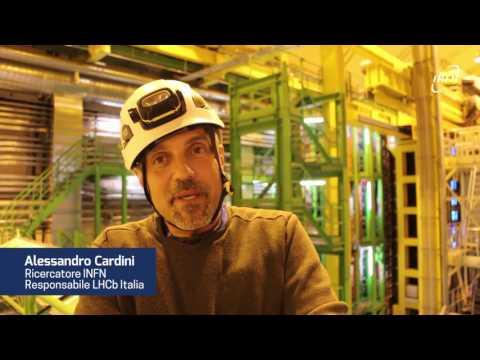 LHC Italia - LHCb, Alessandro Cardini