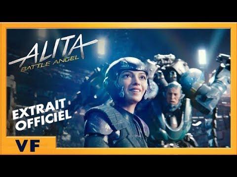 Alita : Battle Angel | Extrait [Officiel] Motorball | VF HD | 2019