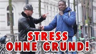 STRESS OHNE GRUND! PRANK