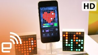 Dotti does notifications using pixel art | Engadget