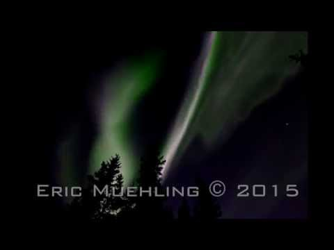 Northern Lights — Active and Colorful