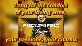 Poets of the Fall - Daze (Lyrics Video)