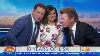 Lisa Wilkinsons Surprise Announcement Teases Ahead Anniversary