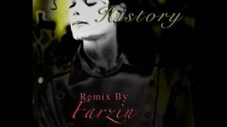 Micheal Jackson - History (Farzin Moridi Remix)