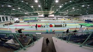 Timelapse Setup Halle European Cadets Circuit