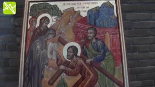 Iconenexpositie tijdens Mariafeesten Tienray