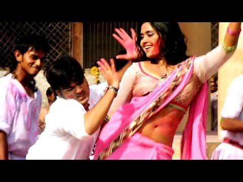 फगुआ में रंग डालेद भितरिया - Pawan Singh | Kajal Raghwani | Kalluji | Tanu Shree - New Hot Holi Song
