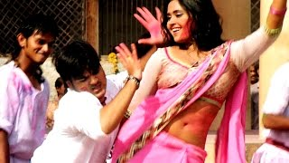 फगुआ में रंग डालेद भितरिया pawan singh kajal raghwani kalluji tanu shree new hot holi song