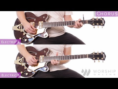Noel - Chris Tomlin (ft. Lauren Daigle) - Electric & Bass Guitar Tutorial
