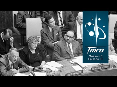The Outer Space Treaty - 8.06
