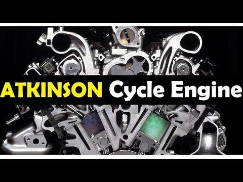 Atkinson cycle engine explained in Hindi