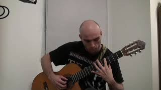 Christopher McLaren - If I Could Bare Your Pain (Genre: Contemporary Classical Guitar)