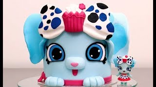 SHOPKINS  Shoppets CAKE  by Cakes StepbyStep