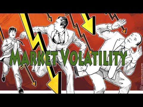 Major Volatility signs before a Stock Market crash