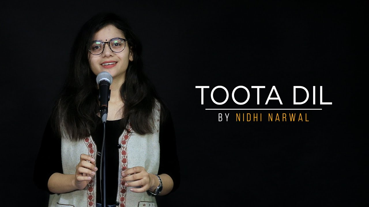 """""""Toota Dil"""" by Nidhi Narwal    Spoken Word Poetry    Immature Ink"""