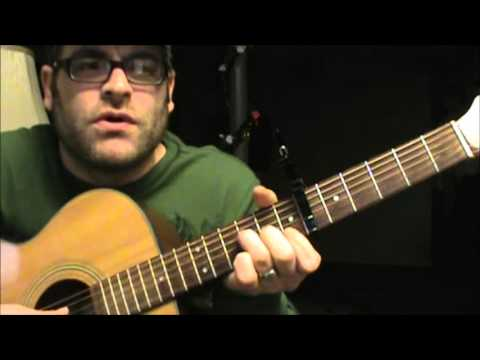 How to play Gone, Gone, Gone by Phillip Phillips (American Idol) on acoustic guitar (easy)