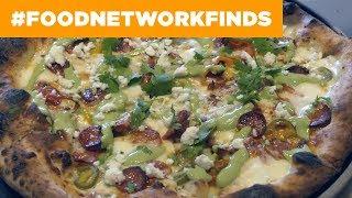 Taco Pizza at Pizzana | Food Network