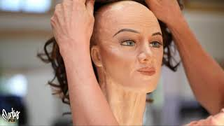 A More Realistic Mannequin Head for Testing Lights