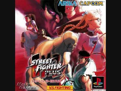 Street Fighter EX 2 Plus OST Fake World Theme
