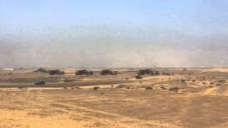 قناة السويس الجديدة مصر:أعمال الحفر بعد يوم من أعلان السيسي حفر القناة