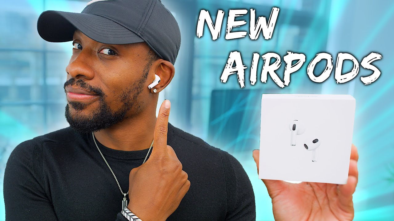 Download Apple AirPods 3 - Unboxing & Review!