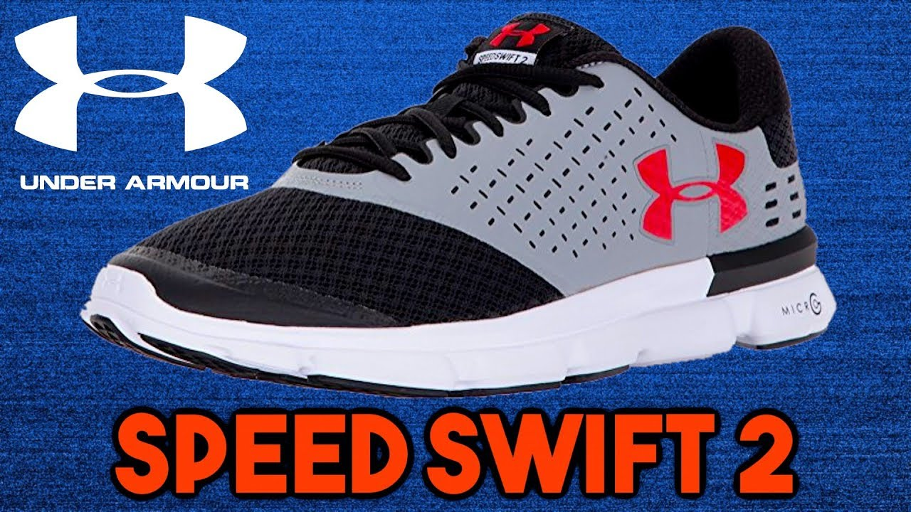 Under Armour Speed Swift 2 Review