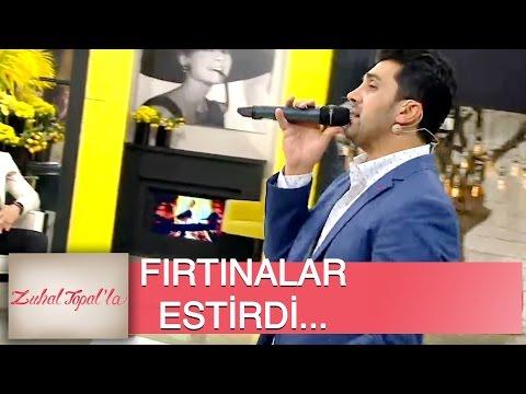 Zuhal Topal'la 43.Bölüm (HD) | Bayhan Söyledi Stüdyoda Fırtınalar Esti