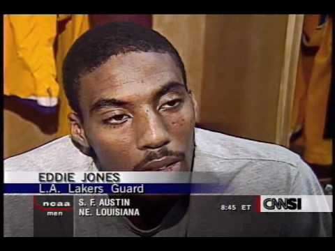 When Eddie Jones Joined The Lake Show