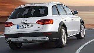 #1247. Audi A4 Allroad Quattro 2012 (классное видео)(, 2014-10-26T14:35:18.000Z)