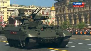 Russian Hell March 2018 Victory Day Army Parade in Moscow Full HD | Русский Адский Марш 2018