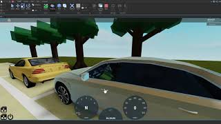 ROBLOX | BACKUP CAMERA IN ROBLOX | REVISION 2 | Aiden Studios