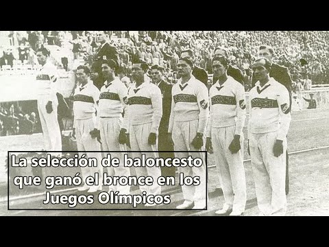 LA SELECCIÓN MEXICANA DE BALONCESTO Y EL BRONCE EN BERLÍN 1936