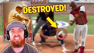 Immortal Vlad Destroyed This Ball! MLB The Show 18   Diamond Dynasty