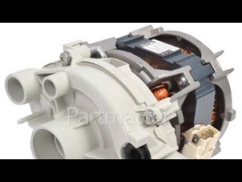 Miele Dishwasher — Circulation Motor Repair