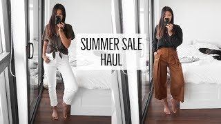 SUPER SALE HAUL || TRY-ON