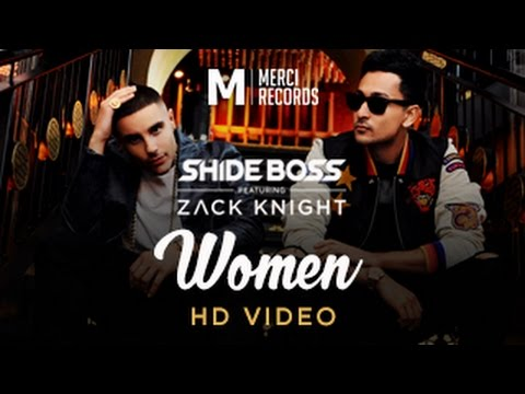 'Women' Official Video - Shide Boss feat Zack Knight | Merci Records