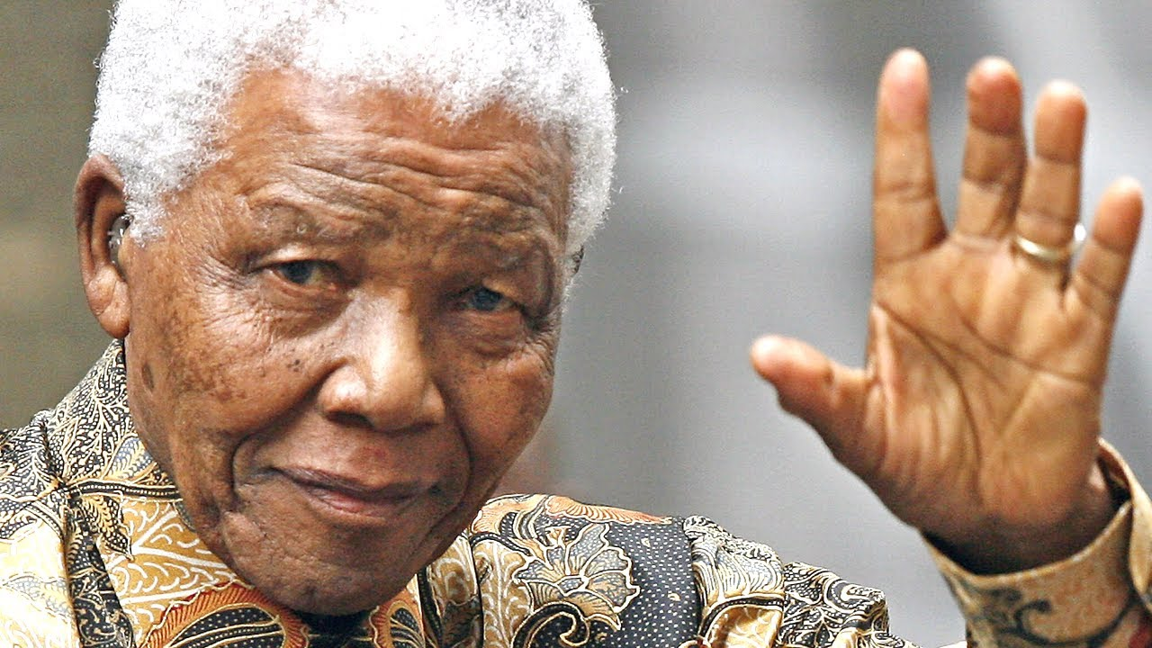 Maya Angelou | Poem For Nelson Mandela
