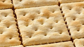 Download How to Make Soda Crackers - Crackers Recipe