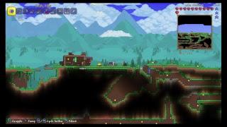 Terraria Fun Time!! (Singleplayer only)