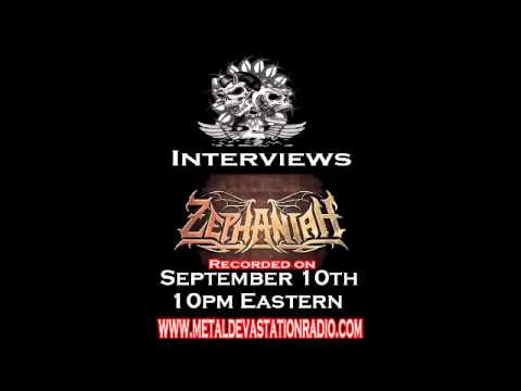 DJ REM Interviews - Zephaniah