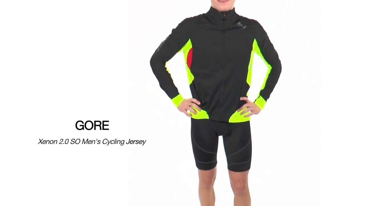 2ff945c5c GORE Xenon 2.0 SO Men s Cycling Jersey