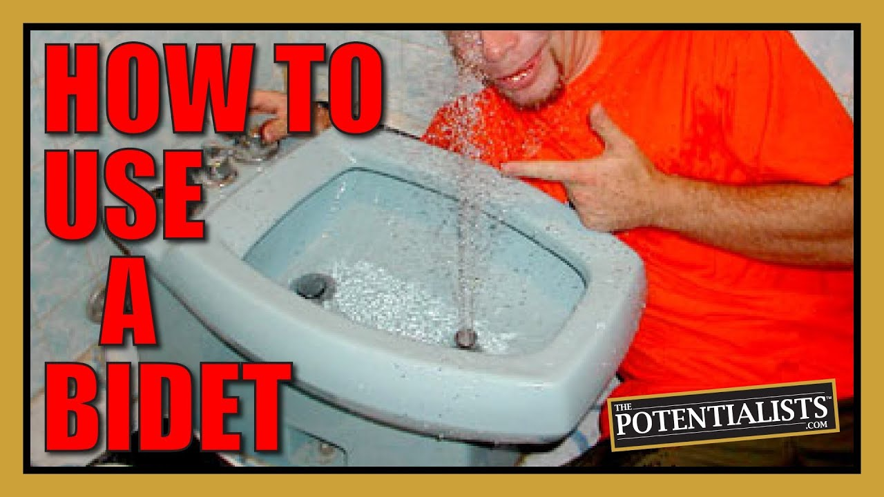 How To Use A Bidet Female How To Use A Bidet Season