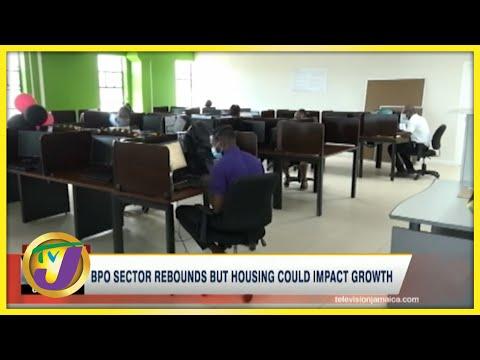 Jamaica's BPO Sector   TVJ Business Day - June 17 2021
