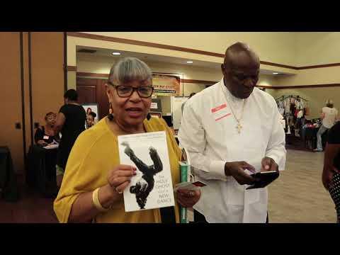 Pastor Willie Hudson  Book Signing