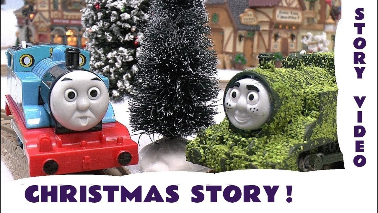 Tom Moss The Prank Engine Christmas Prank Funny Kids Thomas ...