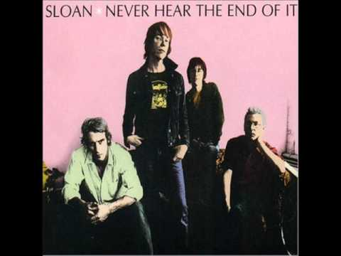 Sloan - It's Not The End Of The World mp3